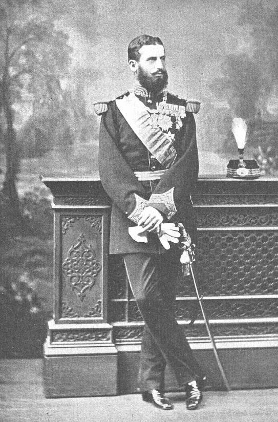 Domnitorul Carol în 1869
